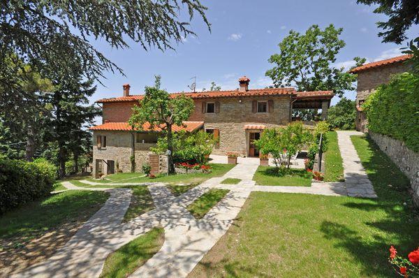 5 bedroom Villa in Cortona, Tuscany, Italy : ref 2268114 - Image 1 - Cortona - rentals