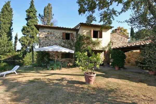 5 bedroom Villa in Greve In Chianti, Tuscany, Italy : ref 2268165 - Image 1 - Greve in Chianti - rentals