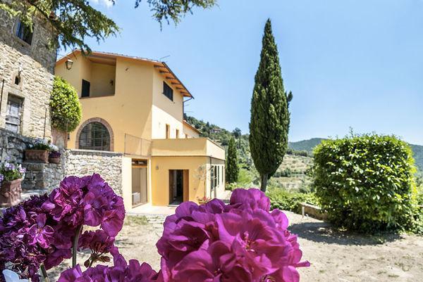 7 bedroom Villa in Torreone, Tuscany, Italy : ref 2268201 - Image 1 - Cortona - rentals