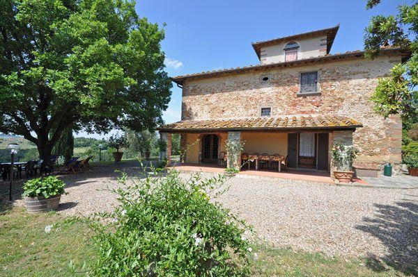5 bedroom Villa in San Casciano In Val Di Pesa, Tuscany, Italy : ref 2268185 - Image 1 - San Casciano in Val di Pesa - rentals
