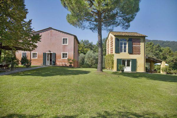 5 bedroom Villa in Lucca, Tuscany, Italy : ref 2268248 - Image 1 - Lucca - rentals