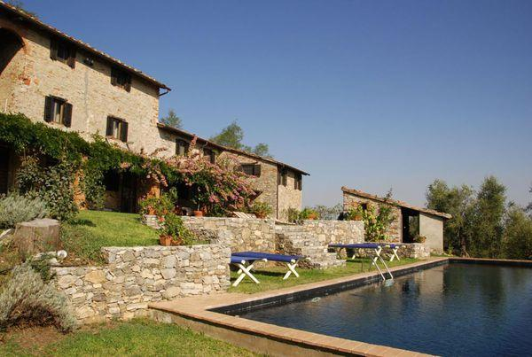 4 bedroom Villa in Lucca, Tuscany, Italy : ref 2268291 - Image 1 - Lucca - rentals
