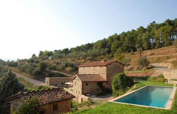 5 bedroom Villa in Capannori, Tuscany, Italy : ref 2268294 - Image 1 - Capannori - rentals