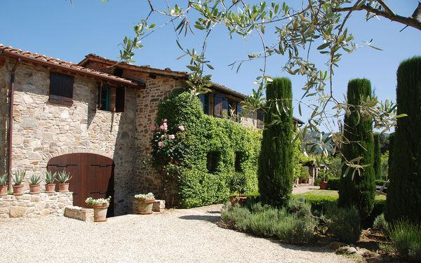 5 bedroom Villa in Lucca, Tuscany, Italy : ref 2268299 - Image 1 - Lucca - rentals