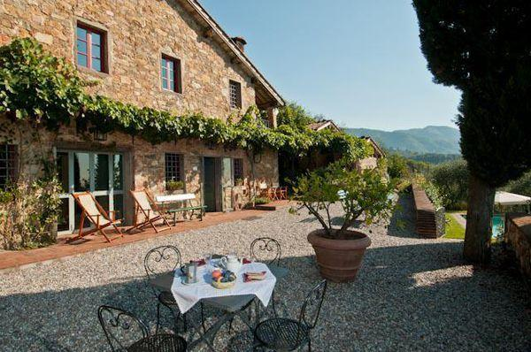 4 bedroom Villa in Lucca, Tuscany, Italy : ref 2268302 - Image 1 - Lucca - rentals