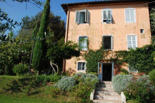 4 bedroom Villa in Lucca, Tuscany, Italy : ref 2268305 - Image 1 - Lucca - rentals