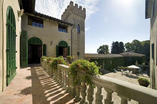 5 bedroom Villa in Montelopio, Tuscany, Italy : ref 2268304 - Image 1 - Ponteginori - rentals