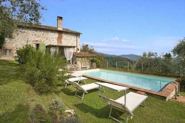 3 bedroom Villa in Camaiore, Tuscany, Italy : ref 2268306 - Image 1 - Camaiore - rentals