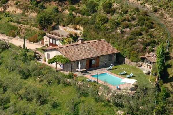 3 bedroom Villa in Capannori, Tuscany, Italy : ref 2268342 - Image 1 - Capannori - rentals
