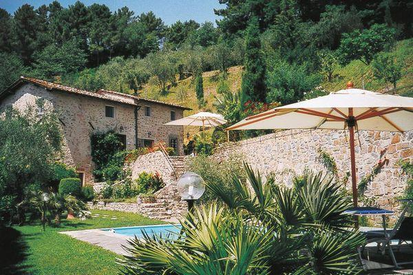 3 bedroom Villa in Lucca, Tuscany, Italy : ref 2268349 - Image 1 - Lucca - rentals