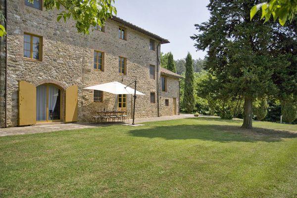 5 bedroom Villa in Lucca, Tuscany, Italy : ref 2268635 - Image 1 - San Martino in Freddana - rentals