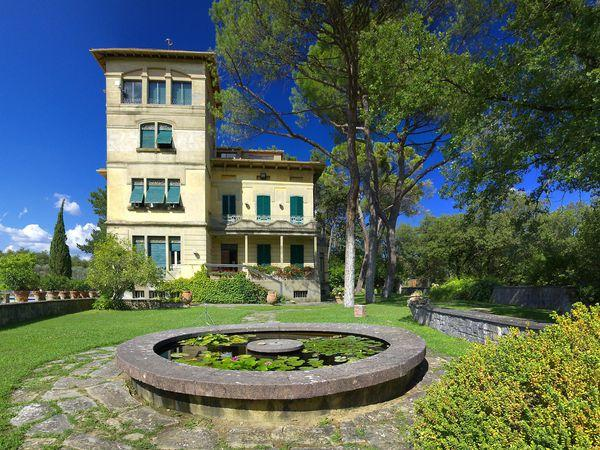 7 bedroom Villa in Arezzo, Tuscany, Italy : ref 2269012 - Image 1 - Quarata - rentals