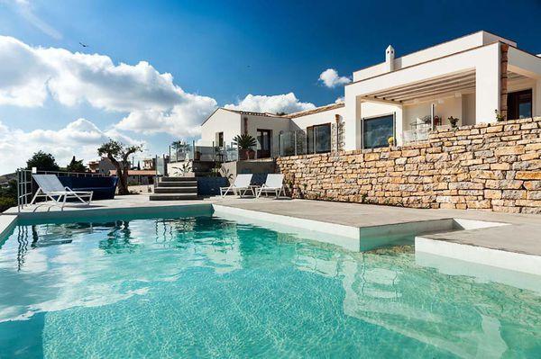 4 bedroom Villa in Buseto Palizzolo, Sicily, Italy : ref 2269168 - Image 1 - Ballata - rentals