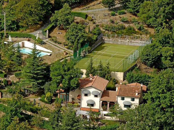 6 bedroom Villa in Pistoia, Tuscany, Italy : ref 2269207 - Image 1 - San Mommè - rentals