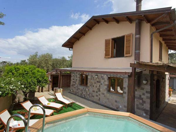 3 bedroom Villa in Massa Lubrense, Campania, Italy : ref 2269249 - Image 1 - Priora - rentals