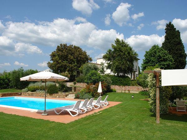 4 bedroom Villa in Spicchio-Sovigliana, Tuscany, Italy : ref 2269839 - Image 1 - Vinci - rentals