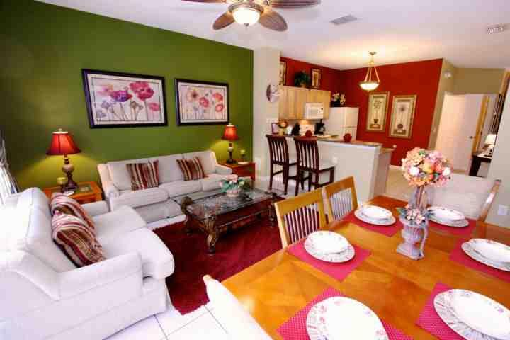 Colorful Open Floor Plan Awaits You! - 2582 Windsor Hills - Kissimmee - rentals