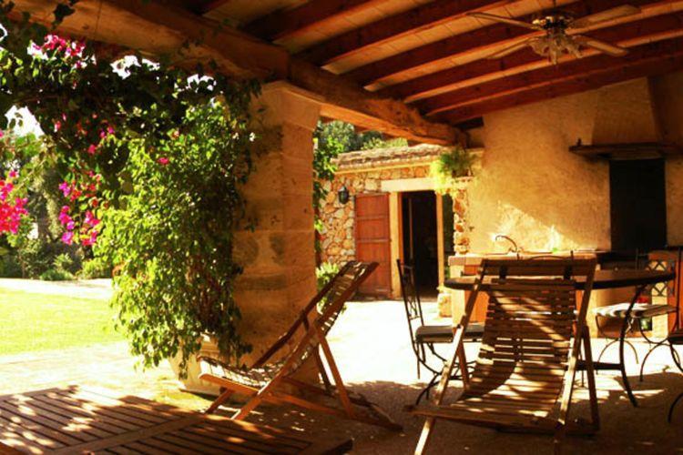 3 bedroom Villa in Buger, Mallorca : ref 2273257 - Image 1 - Buger - rentals