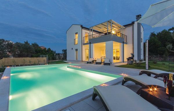 4 bedroom Villa in Pula-Stinjan, Pula, Croatia : ref 2277125 - Image 1 - Stinjan - rentals