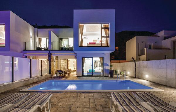 4 bedroom Villa in Crikvenica-Kostelj, Crikvenica, Croatia : ref 2278829 - Image 1 - Tribalj - rentals