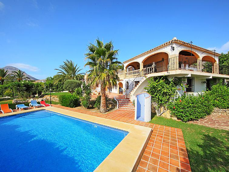 6 bedroom Villa in Javea, Costa Blanca, Spain : ref 2283161 - Image 1 - Benitachell - rentals