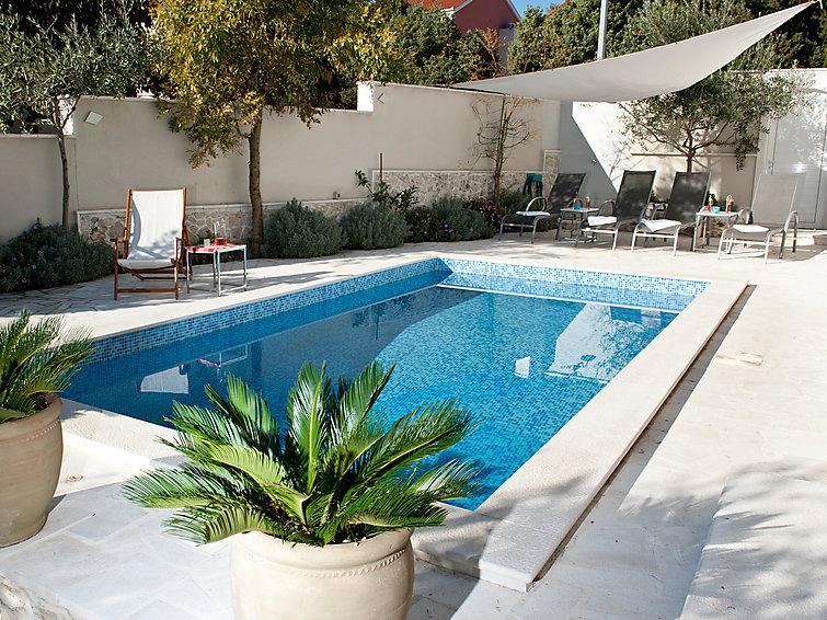 4 bedroom Villa in Trogir Okrug Gornji, Central Dalmatia, Croatia : ref 2283184 - Image 1 - Okrug Gornji - rentals