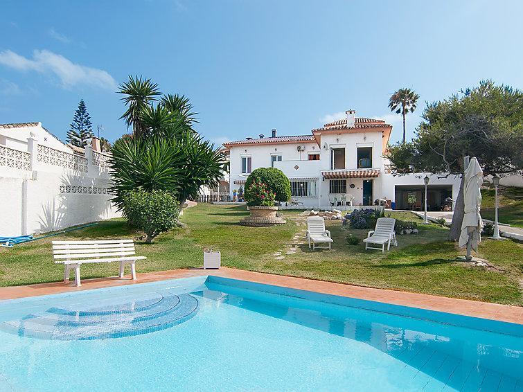 5 bedroom Villa in Mijas Costa, Costa del Sol, Spain : ref 2283257 - Image 1 - La Cala de Mijas - rentals