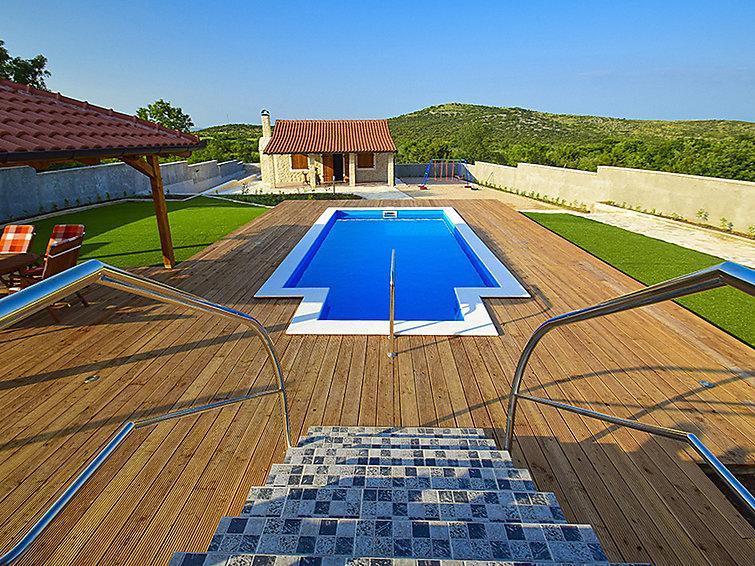 5 bedroom Villa in Vodice, Central Dalmatia, Croatia : ref 2283272 - Image 1 - Velika Cista - rentals