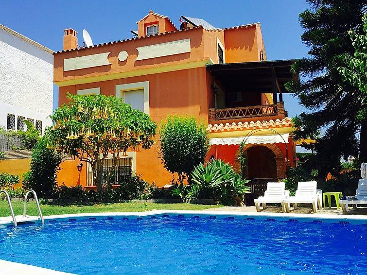 5 bedroom Villa in Marbella, Costa Del Sol, Spain : ref 2283327 - Image 1 - San Pedro de Alcantara - rentals