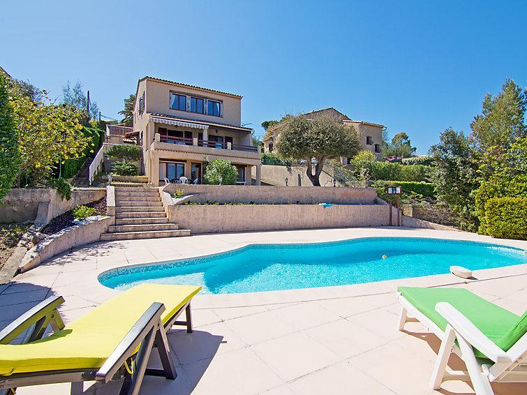 5 bedroom Villa in Les Issambres, Cote D Azur, France : ref 2283365 - Image 1 - Saint-Aygulf - rentals