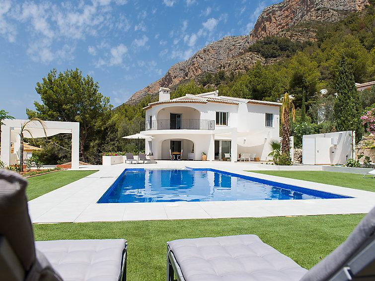 4 bedroom Villa in Javea, Costa Blanca, Spain : ref 2283687 - Image 1 - Jesus Pobre - rentals