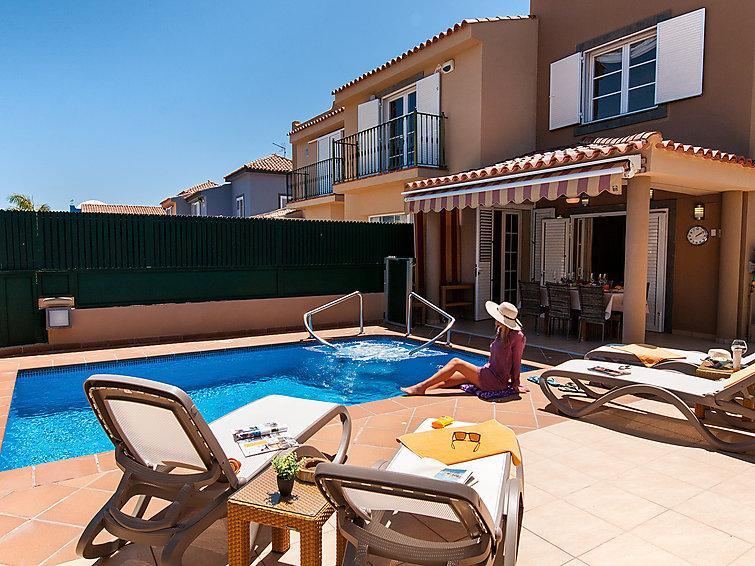 4 bedroom Villa in Maspalomas, Gran Canaria, Canary Islands : ref 2283799 - Image 1 - Costa Meloneras - rentals