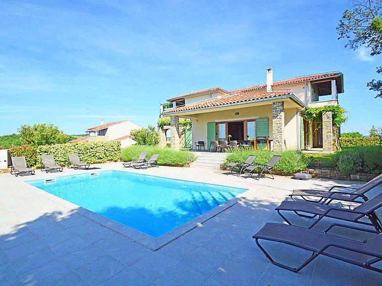 5 bedroom Villa in Buje, Istria, Croatia : ref 2284057 - Image 1 - Verteneglio - rentals