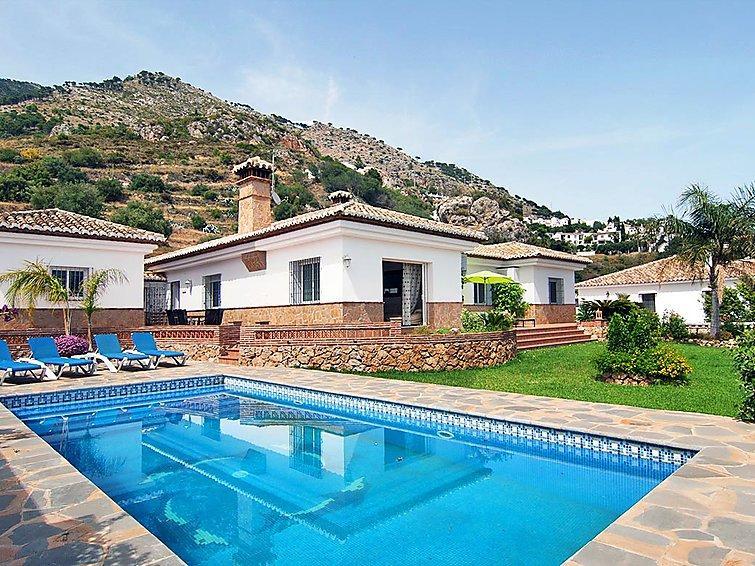 4 bedroom Villa in Fuengirola, Costa del Sol, Spain : ref 2284610 - Image 1 - Coin - rentals