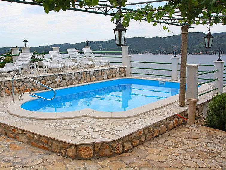 4 bedroom Villa in Orebic Viganj, South Dalmatia, Croatia : ref 2284685 - Image 1 - Viganj - rentals