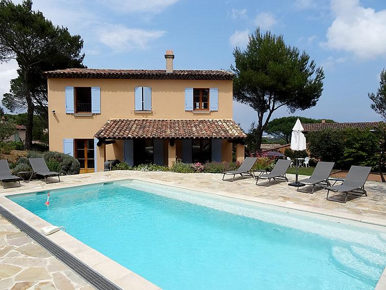 4 bedroom Villa in Saint Tropez, Cote d Azur, France : ref 2284792 - Image 1 - Port Cogolin - rentals