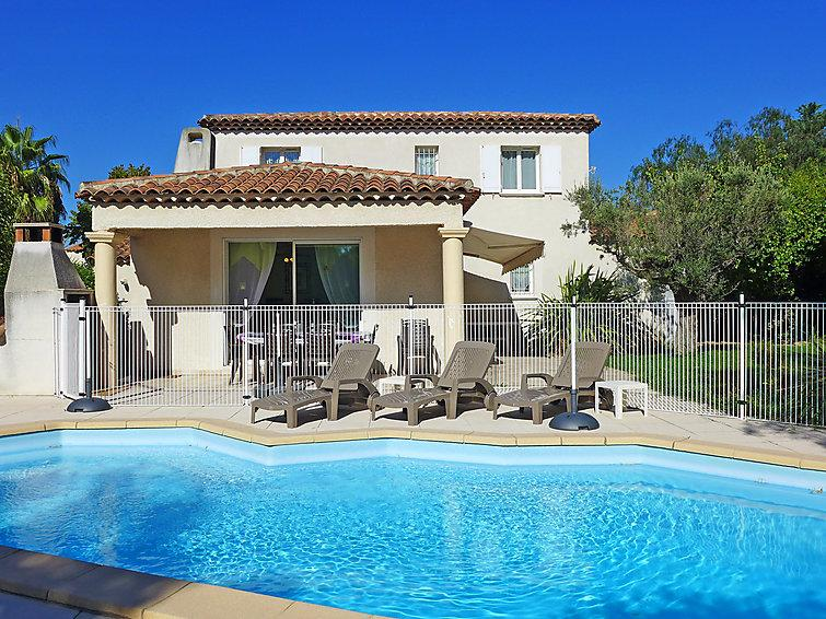 4 bedroom Villa in Saint Cyr Les Lecques, Cote d Azur, France : ref 2284899 - Image 1 - Saint Cyr sur mer - rentals