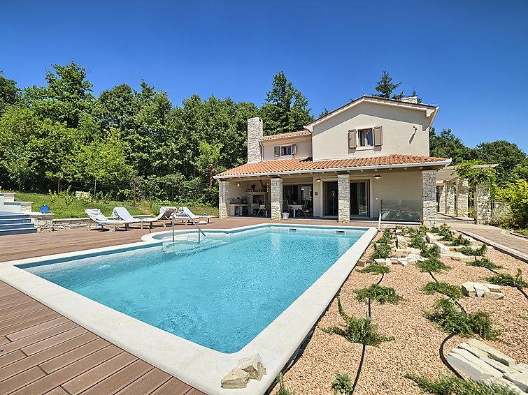 4 bedroom Villa in Labin, Istria, Croatia : ref 2285183 - Image 1 - Kunj - rentals