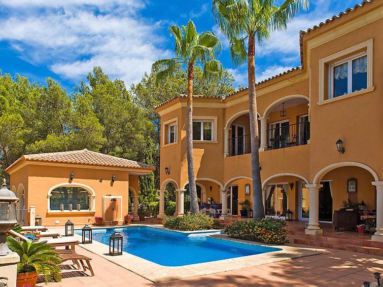 5 bedroom Villa in Javea, Costa Blanca, Spain : ref 2285334 - Image 1 - Xabia - rentals