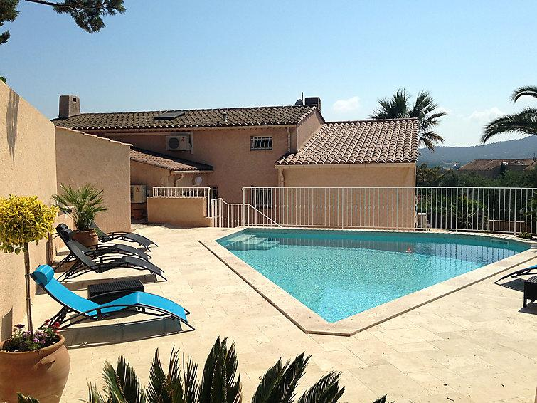 4 bedroom Villa in Bormes les Mimosas, Cote d Azur, France : ref 2285523 - Image 1 - Bormes-Les-Mimosas - rentals