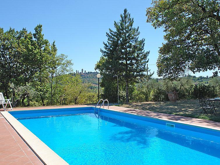 5 bedroom Villa in San Gimignano, Chianti Classico, Italy : ref 2286058 - Image 1 - San Gimignano - rentals