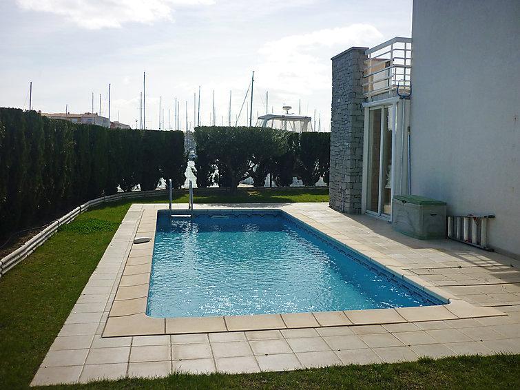 3 bedroom Villa in Cap D Agde, Herault Aude, France : ref 2286578 - Image 1 - Cap-d'Agde - rentals