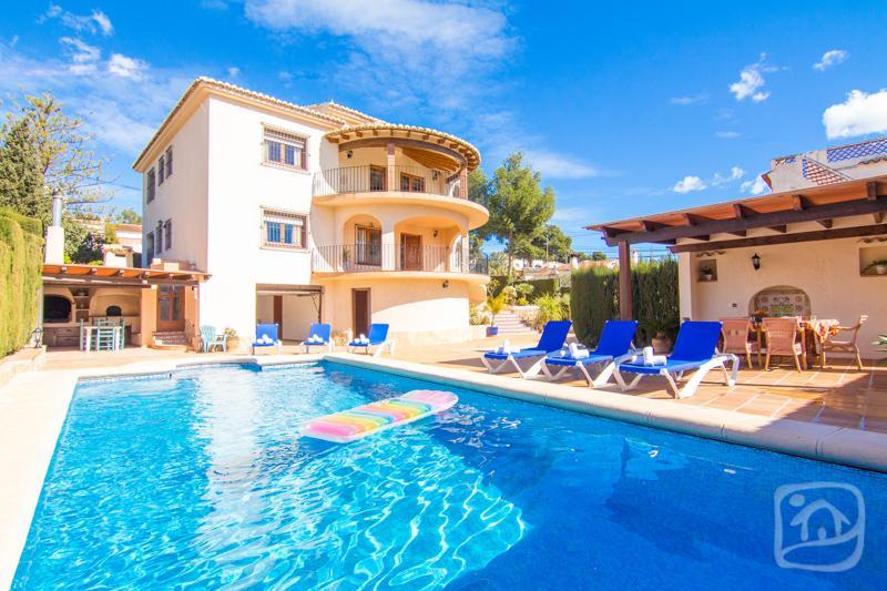 6 bedroom Villa in Benissa, Costa Blanca, Spain : ref 2287050 - Image 1 - La Llobella - rentals