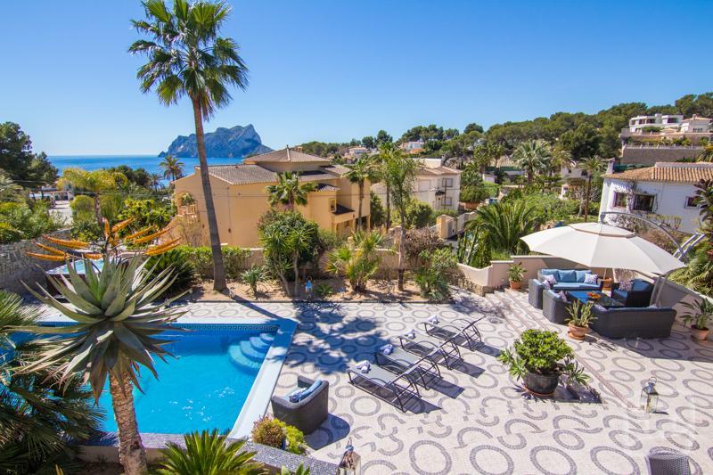3 bedroom Villa in Benissa, Costa Blanca, Spain : ref 2287062 - Image 1 - La Llobella - rentals