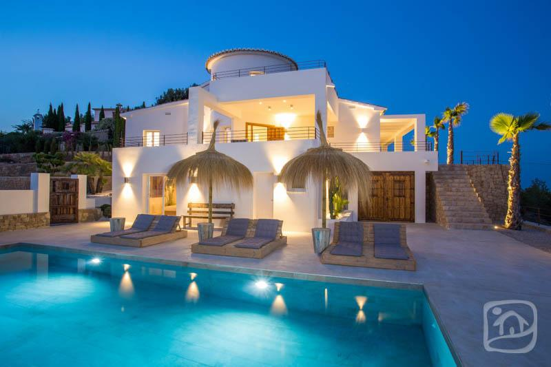4 bedroom Villa in Benissa, Costa Blanca, Spain : ref 2287077 - Image 1 - La Llobella - rentals