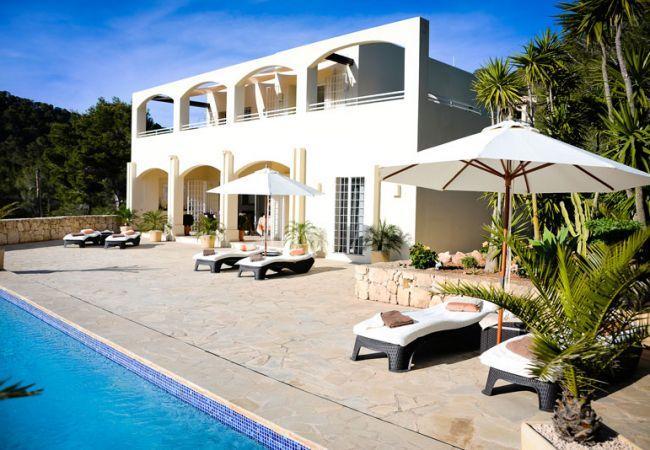 4 bedroom Villa in Ibiza Town, Baleares, Ibiza : ref 2288680 - Image 1 - Es Vive - rentals