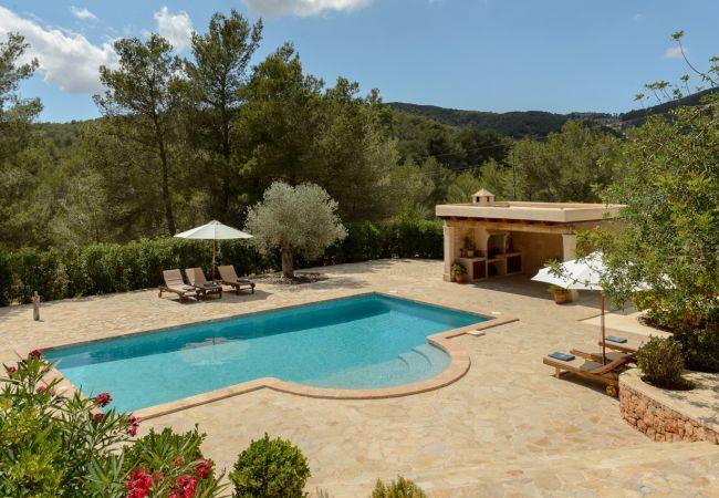 4 bedroom Villa in San Jose, Sant Jordi de ses Salines, Baleares, Ibiza : ref - Image 1 - Sant Miquel De Balansat - rentals