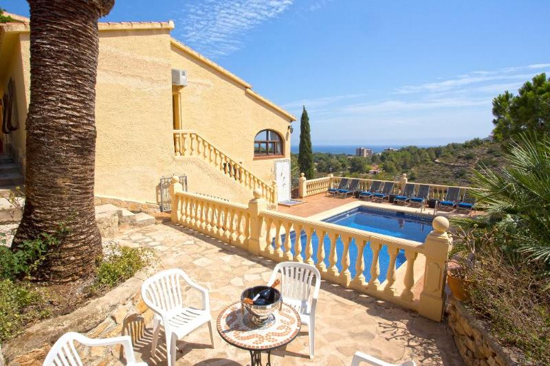 6 bedroom Villa in Denia, Alicante, Costa Blanca, Spain : ref 2288807 - Image 1 - Denia - rentals