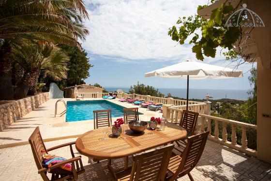 5 bedroom Villa in Altea, Alicante, Costa Blanca, Spain : ref 2288830 - Image 1 - Altea la Vella - rentals