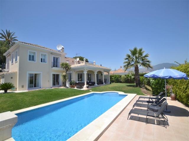 5 bedroom Villa in Golf Valley, Nueva Andalucia, Spain : ref 2289386 - Image 1 - Nueva Andalucia - rentals